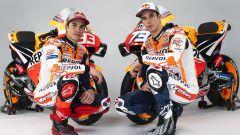 MotoGP 2020, Repsol Honda Team, Honda RC123V: Marc e Alex Marquez