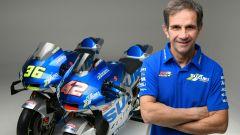 MotoGP 2020, Suzuki Ecstar Team, Suzuki GSX-RR: Davide Brivio