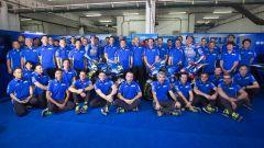 MotoGP 2020, Suzuki Ecstar Team, Suzuki GSX-RR: Il team con Joan Mir e Alex Rins