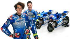 MotoGP 2020, Suzuki Ecstar Team, Suzuki GSX-RR: Joan Mir e Alex Rins