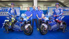MotoGP 2020, Suzuki Ecstar Team, Suzuki GSX-RR