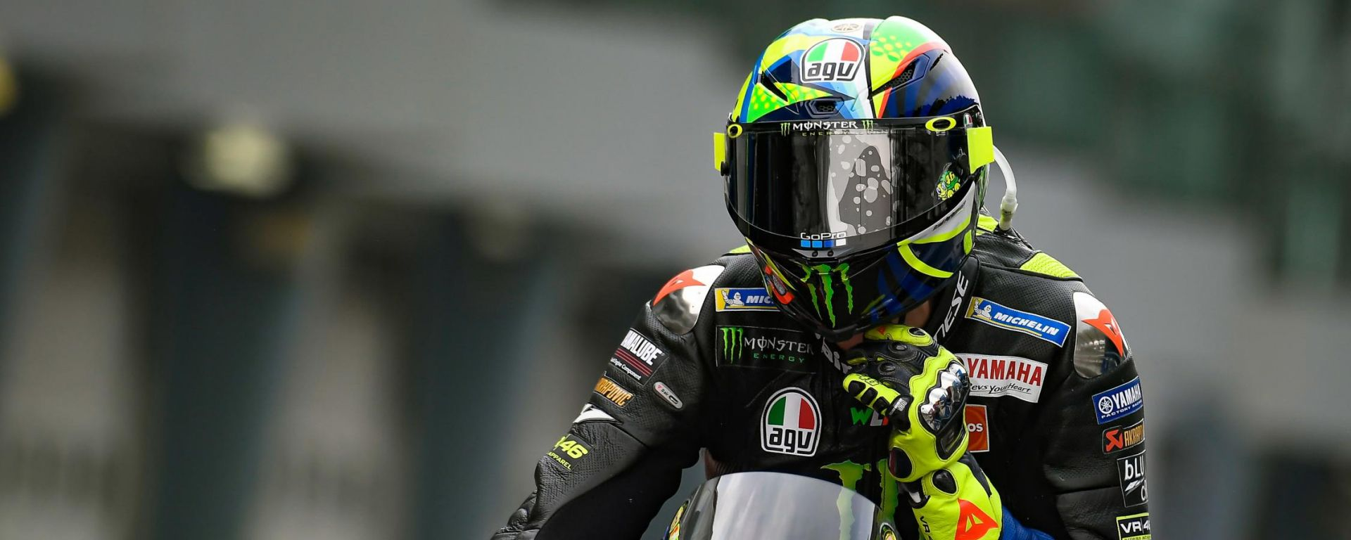 MotoGP 2020, test Sepang, Valentino Rossi (Yamaha)