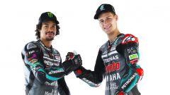 MotoGP 2020, Yamaha Petronas SRT, Yamaha YZR-M1: Franco Morbidelli e Fabio Quartararo