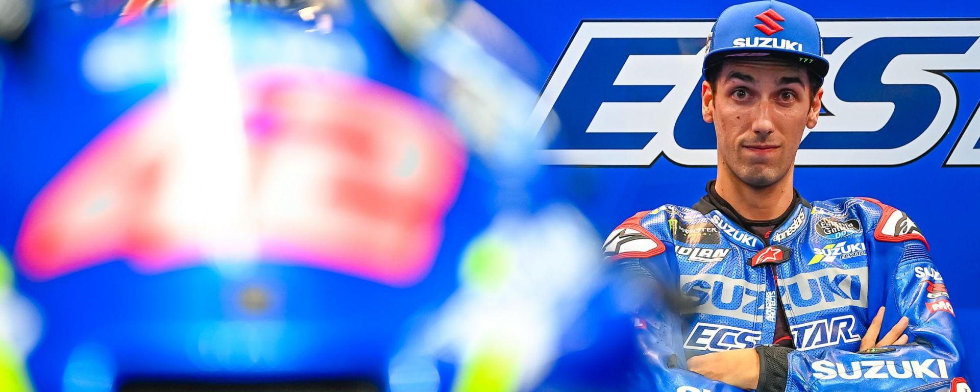 MotoGP 2021: Alex Rins (Suzuki)