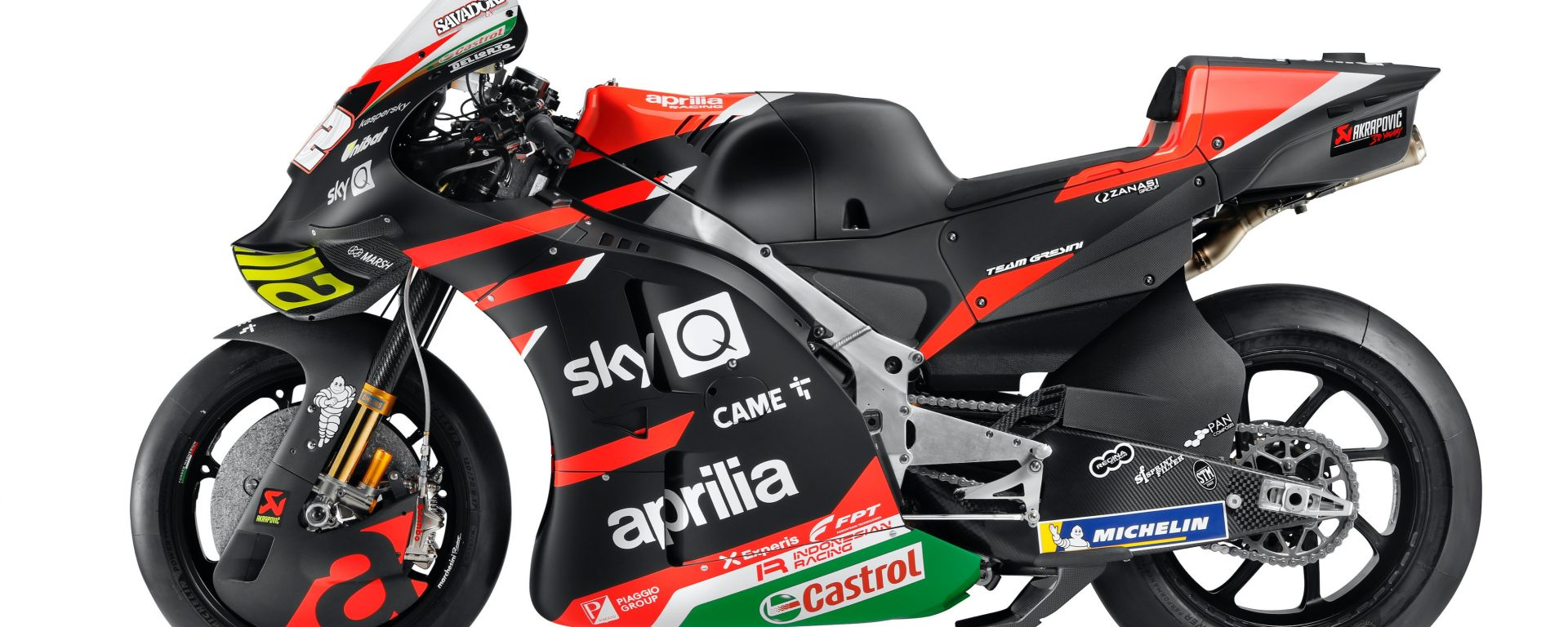MotoGP 2021: Aprilia RS-GP