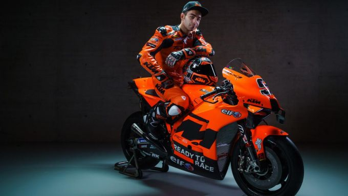 MotoGP 2021: Danilo Petrucci (KTM)