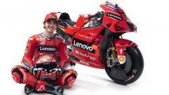 MotoGP 2021, Ducati Lenovo Team, Ducati Desmosedici GP21: Francesco Bagnaia