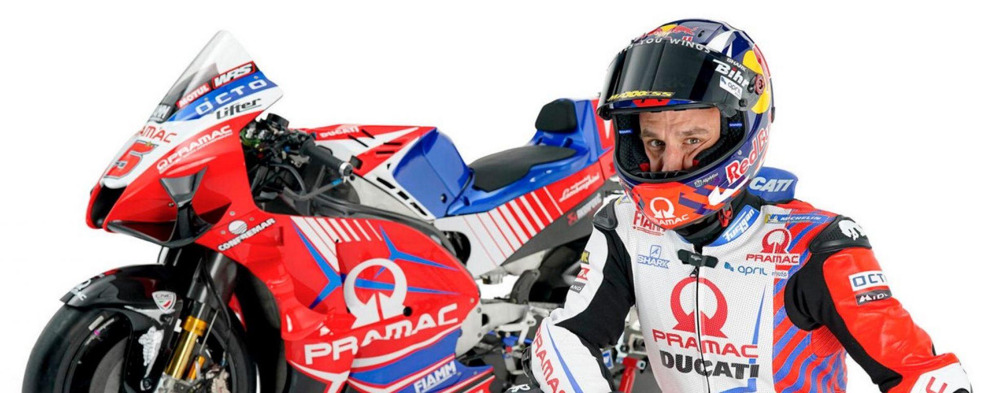 MotoGP 2021, Johann Zarco - Pramac Racing - Ducati