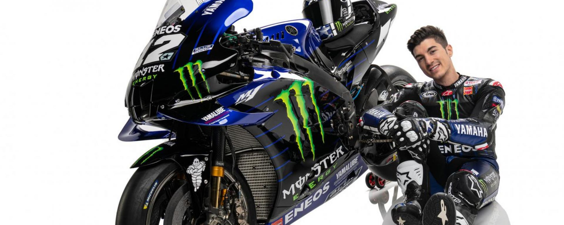 MotoGP 2021, Monster Energy MotoGP, Yamaha YZR-M1: Maverick Vinales