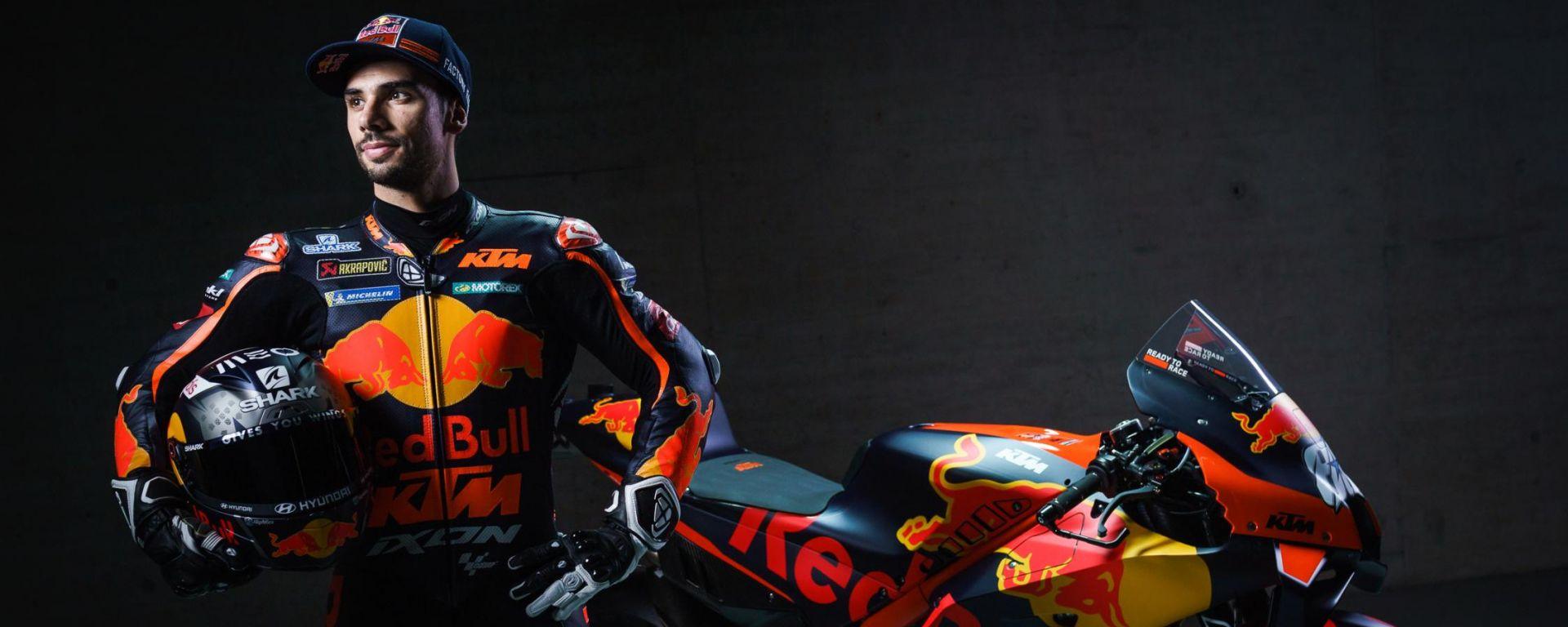MotoGP 2021, Red Bull KTM Factory, KTM RC16: Miguel Oliveira