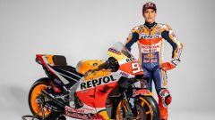 MotoGP 2021, Repsol Honda Team, Honda RC123V: Marc Marquez