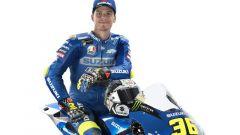 MotoGP 2021, Team Suzuki Ecstar, Suzuki GSX-RR: Joan Mir