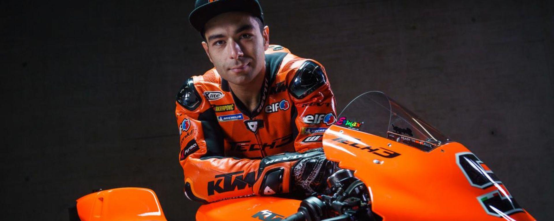MotoGP 2021, Tech3 KTM Factory Racing, KTM RC16, Danilo Petrucci