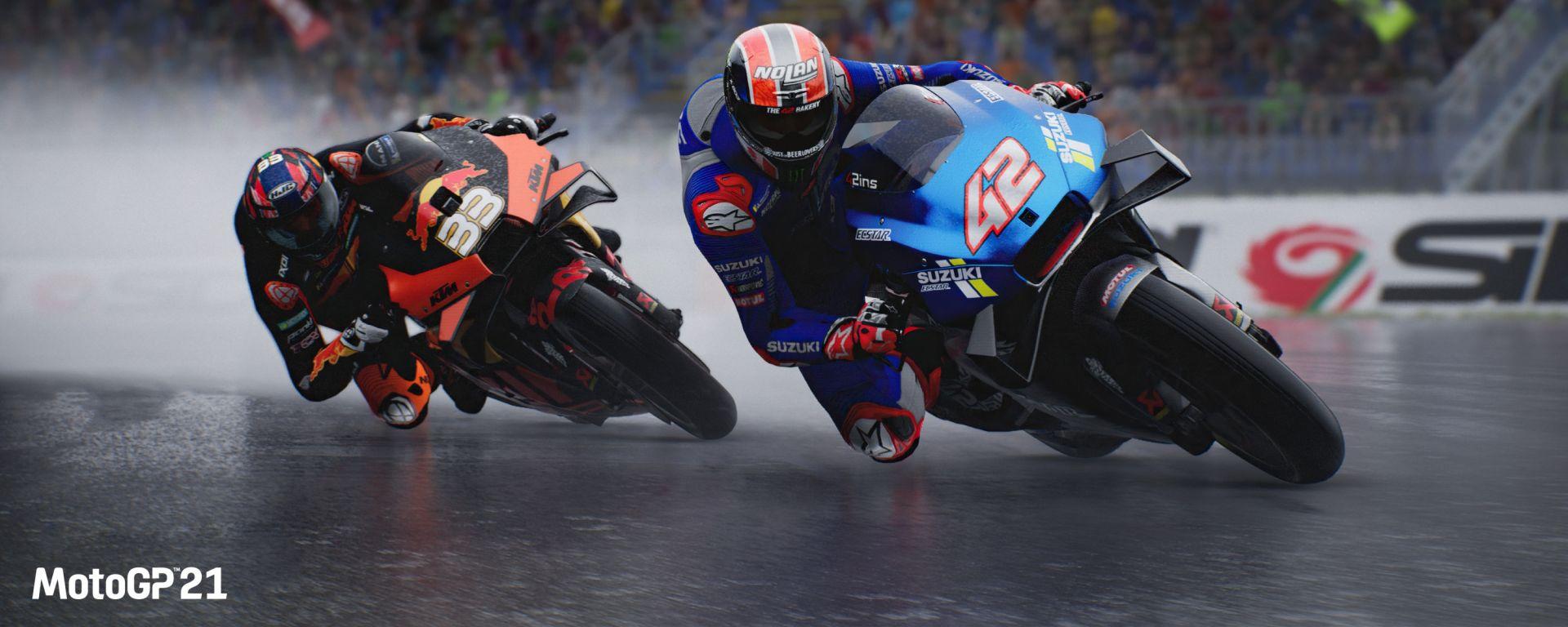 MotoGP 21, il nuovo gioco di corse di Milestone