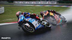 MotoGP 21, immagine di gioco
