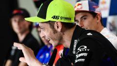 MotoGP Americhe 2019, conferenza stampa del giovedì, Valentino Rossi (Yamaha)