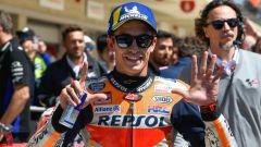 """MotoGP Americhe 2019, Rossi soddisfatto:"""" Veloci sempre"""" - Immagine: 2"""