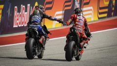 Quartararo e Acosta a un passo dal titolo, la Moto2 è ancora aperta