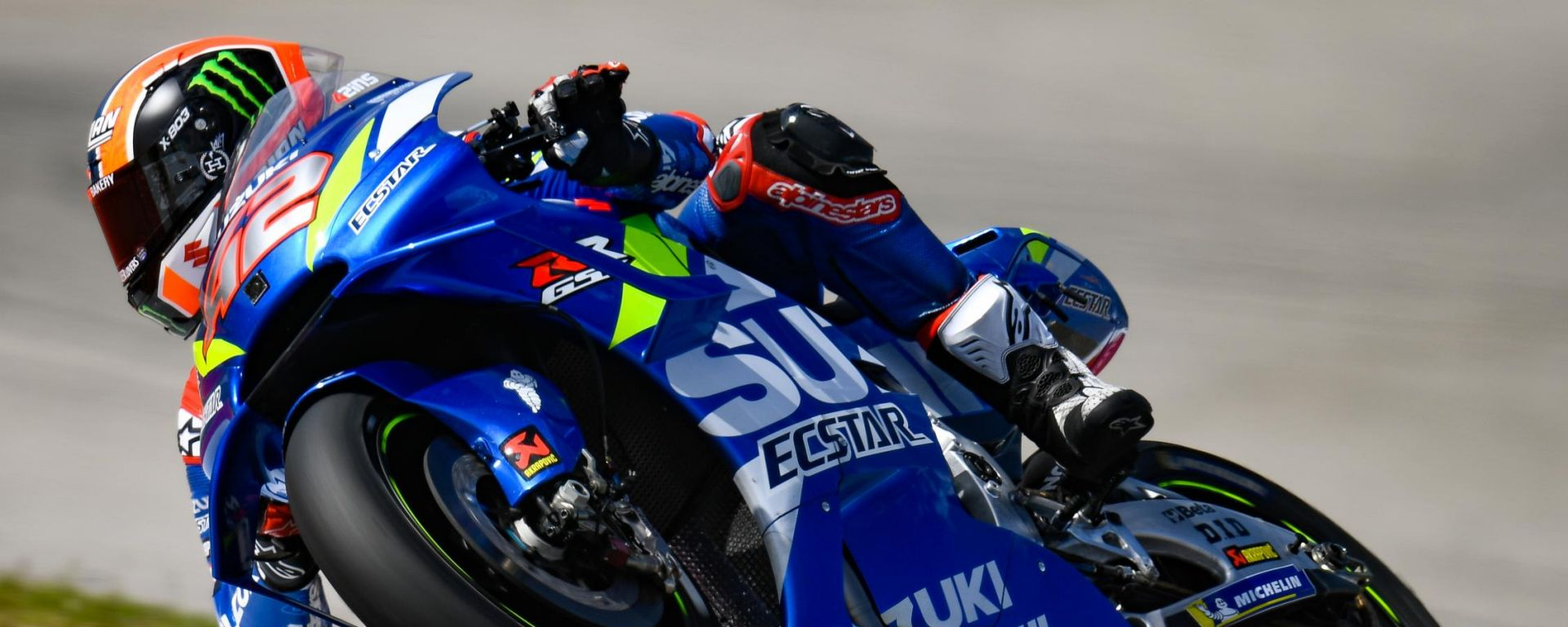 MotoGP Austin: Rins a sorpresa, Rossi beffato! Marquez giù