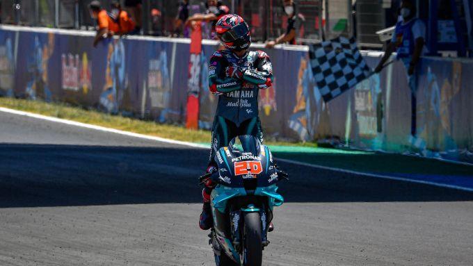 MotoGP Andalusia 2020, Jerez: Fabio Quartararo (Yamaha)