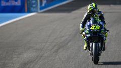 MotoGP Andalusia 2020, Jerez: Valentino Rossi (Yamaha)