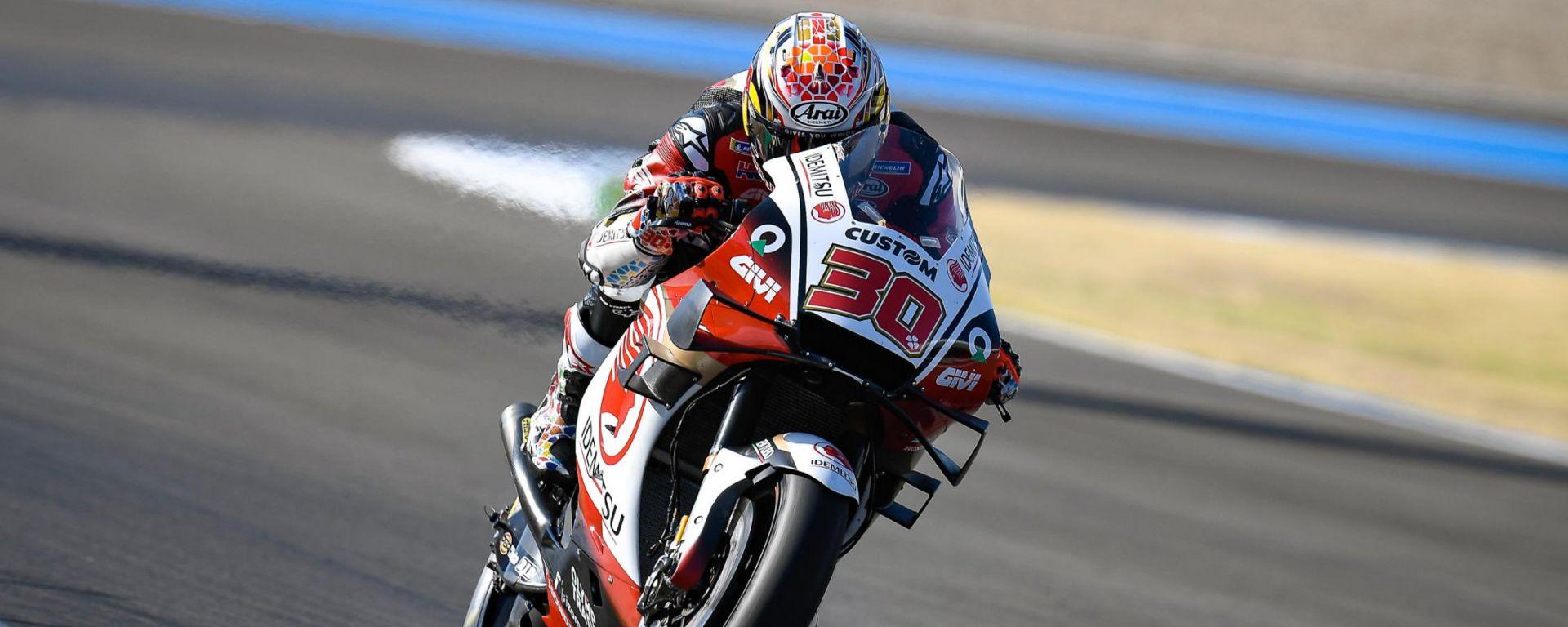 MotoGP Andalusia 2020, Taka Nakagami (Honda)