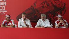 MotoGP: Andrea Dovizioso e Andrea Iannone fanno il punto sulla stagione