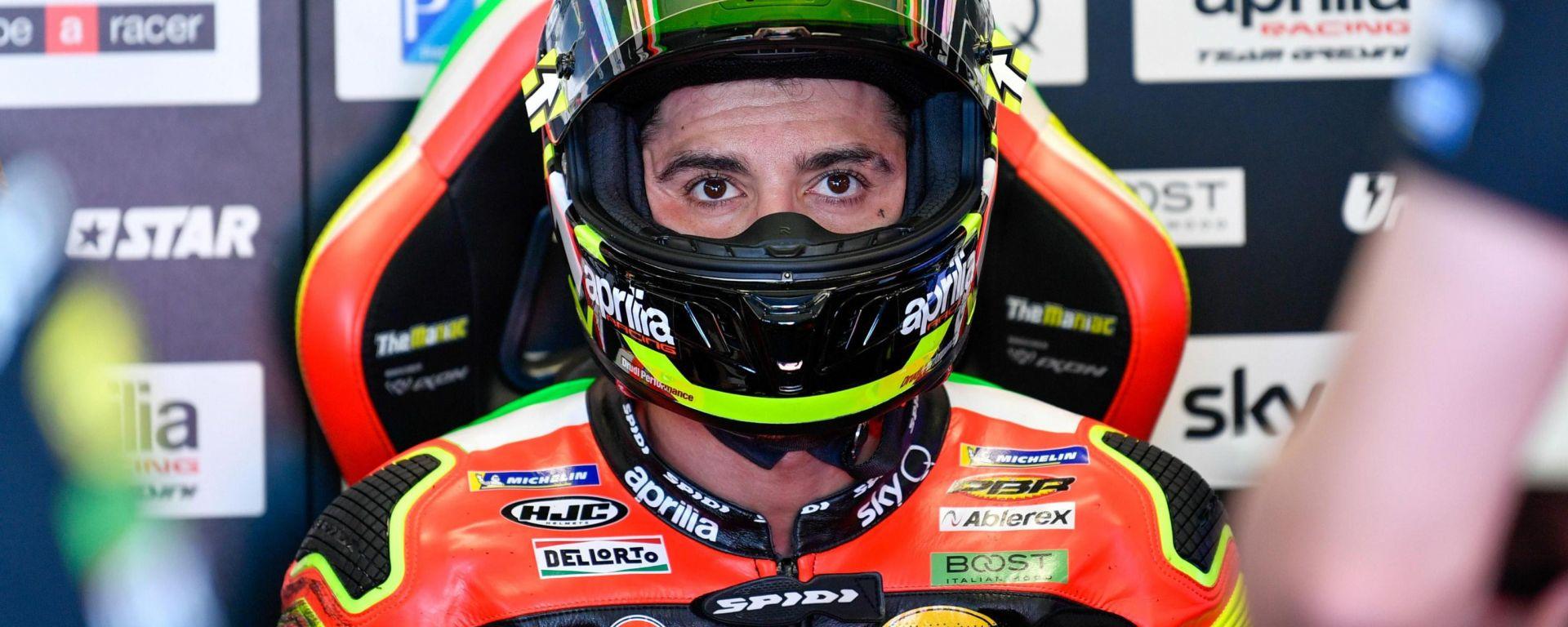 MotoGP, Andrea Iannone (Aprilia)