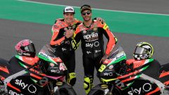 MotoGP, Aprilia RS-GP 2019, Andrea Iannone e Aleix Espargaro