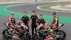MotoGP, Aprilia RS-GP 2019: Espargaro, Albesiano, Rivola, Gresini e Iannone