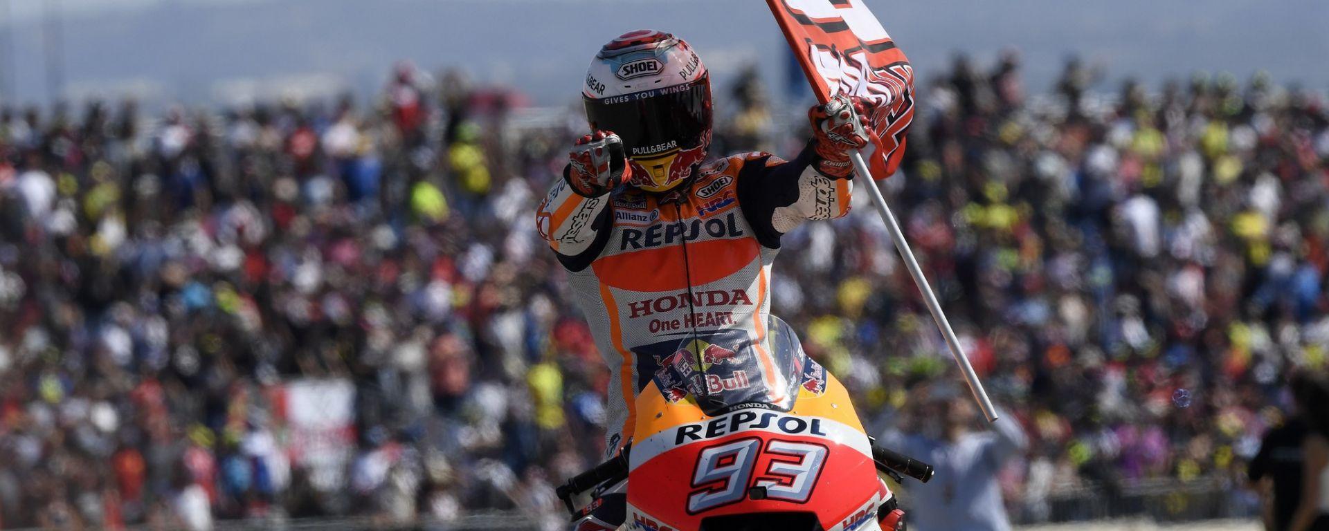 MotoGP Aragon 2017: le pagelle dal MotorLand