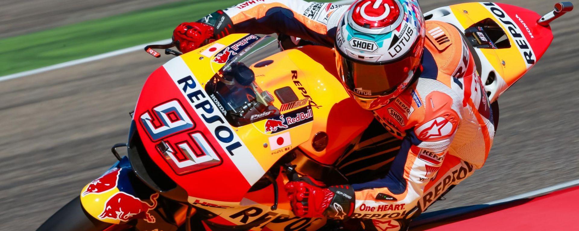 MotoGP Aragon 2017, Marc Marquez