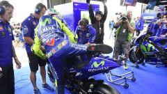 MotoGP Aragon 2017, Valentino Rossi