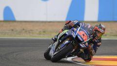 MotoGP Aragon 2017: Maverick Vinales in pole, davanti a Jorge Lorenzo. Impresa Valentino Rossi, terzo con la gamba rotta