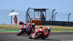 MotoGP Aragon 2018: le pagelle e l'analisi del GP spagnolo