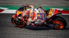 MotoGP Aragon 2018: Marquez il più veloce del Venerdì, Rossi nono