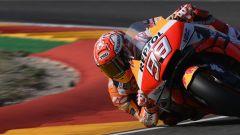 MotoGP Aragon: Marquez pole! Rossi sesto