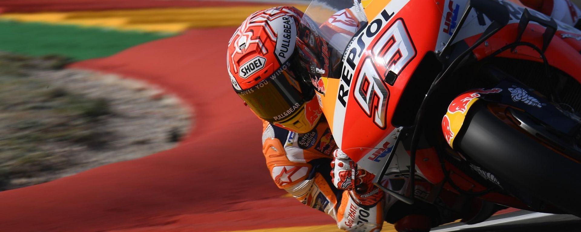 MotoGP Aragon 2019, Alcaniz: Marc Marquez (Honda)