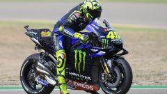 """MotoGP Aragon 2019, Rossi 6°: """"Podio lontano al momento"""" - Immagine: 1"""