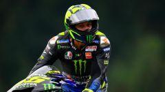 """MotoGP Aragon, Rossi ottavo: """"Peggio delle attese"""" - Immagine: 1"""