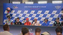 MotoGP Aragona 2019, Alcaniz, conferenza stampa: A. e M. Marquez, Vinales, Dovizioso, Rins, Quartararo