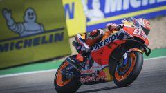 MotoGP Aragon: monologo Marquez, Dovi e Miller a podio