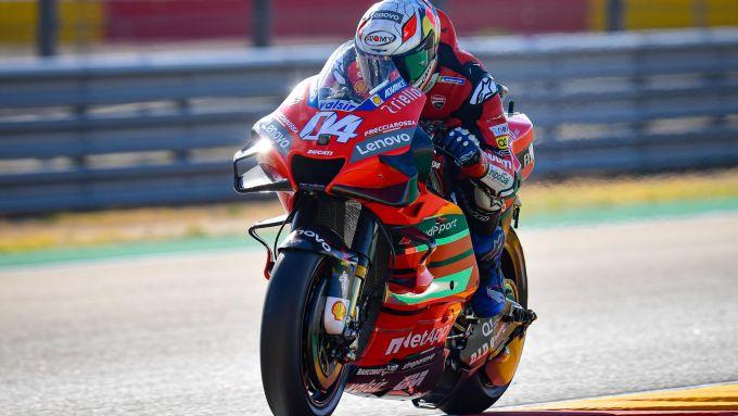 MotoGP Aragona 2020, Andrea Dovizioso (Ducati)