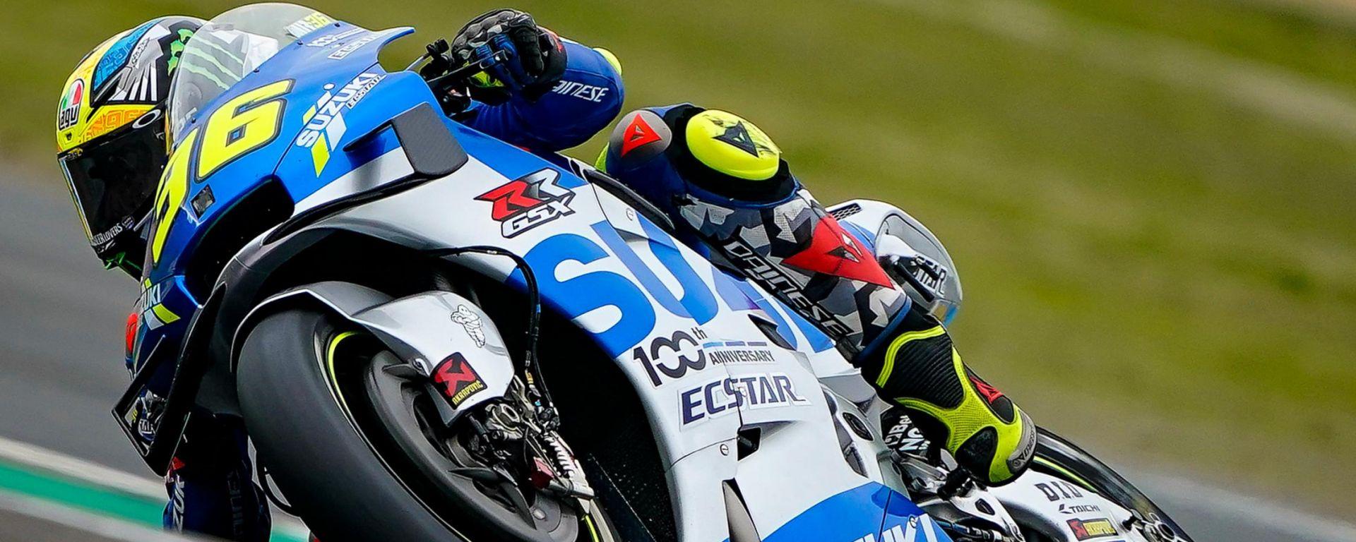 MotoGP Aragona 2020, Joan Mir (Suzuki)