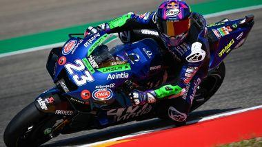 MotoGP Aragona 2021, Motorland Aragon, Alcaniz: Enea Bastianini (Ducati)