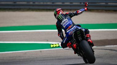 MotoGP Aragona 2021, Motorland Aragon, Alcaniz: Fabio Quartararo (Yamaha)
