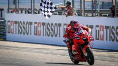 GP Aragona 2021, finalmente Bagnaia! Arriva la prima vittoria in MotoGP!
