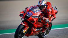 GP Aragona 2021, FP2: Miller guida il festival Ducati