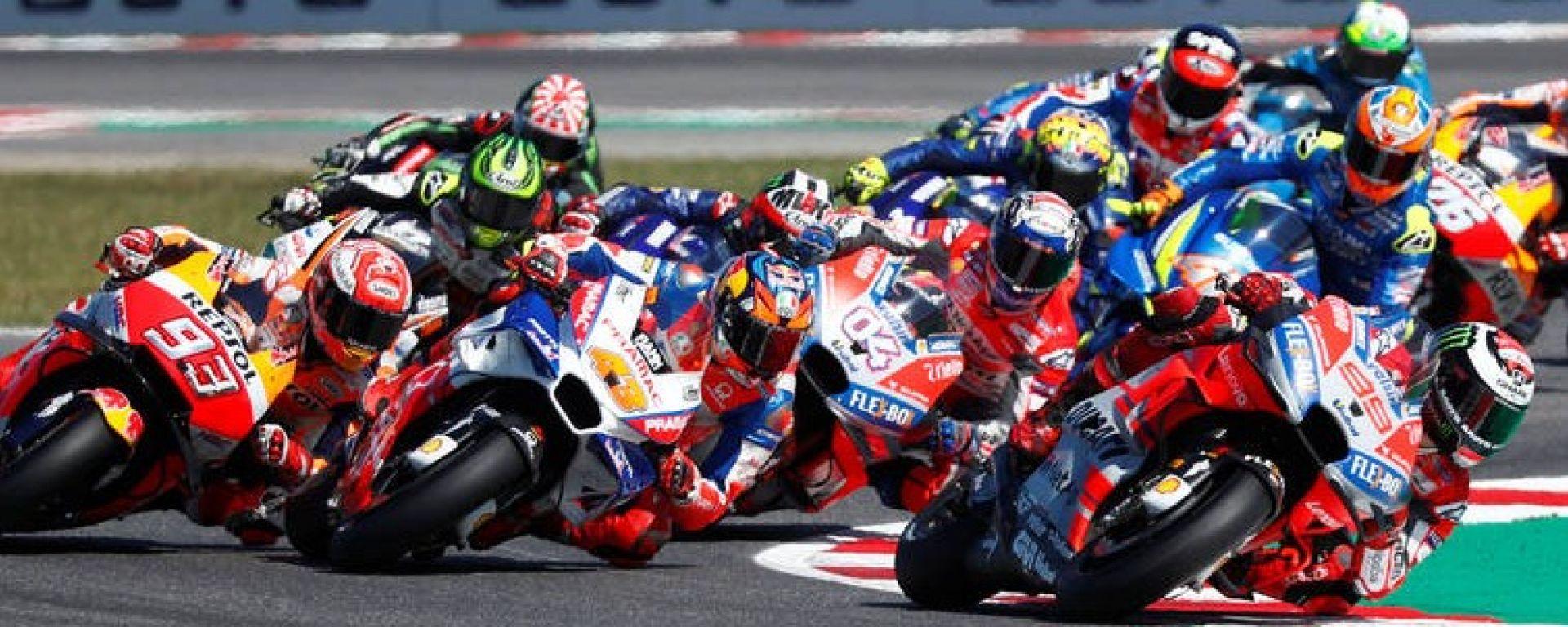 MotoGP Aragona Spagna 2018, tutte le info: orari, risultati prove, qualifiche e gara