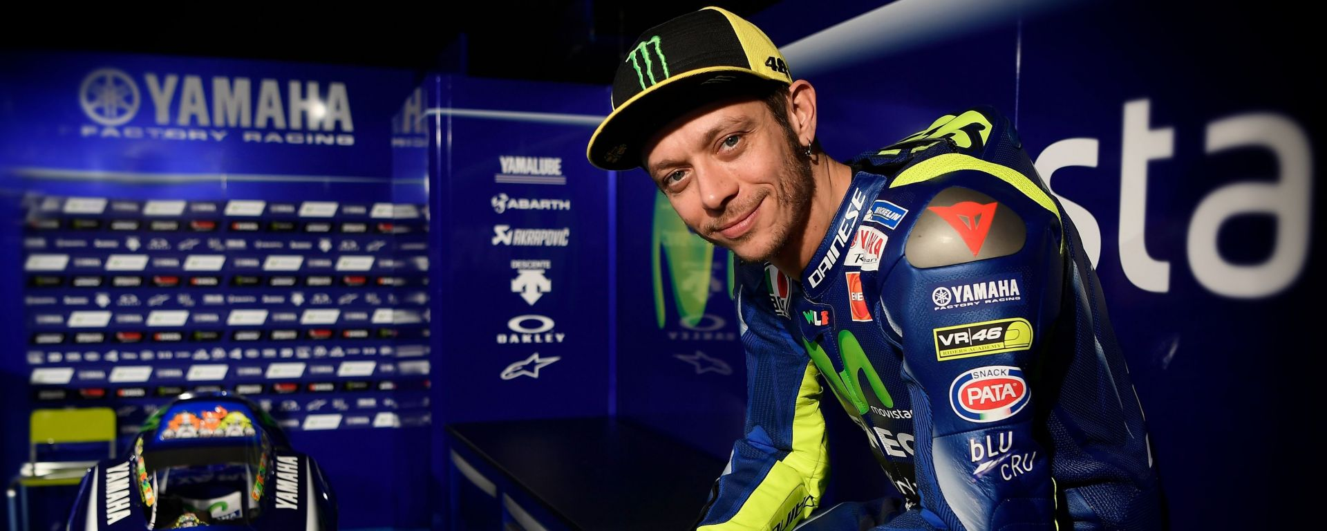 MotoGP Argentina 2017 Valentino Rossi